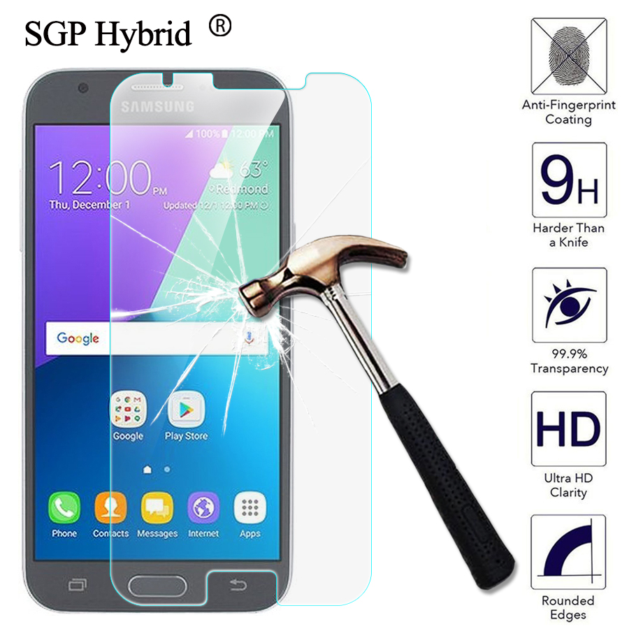 Samsung Galaxy J5 2017 Screen Protector - Premium Tempered Glass