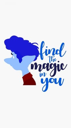 funda Find Magic in you