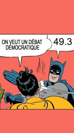 funda On veut un debat 493