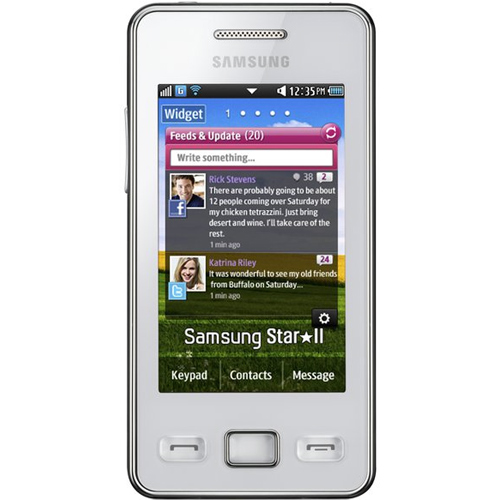 Samsung Player City S5260P