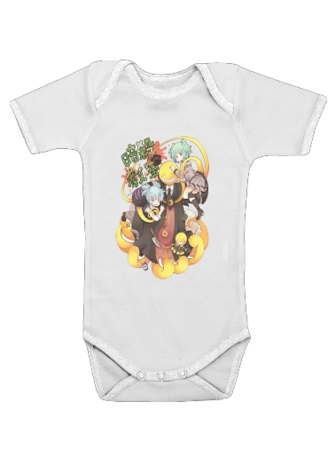 Onesies Baby Assassination Classroom Koro-sensei