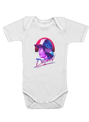 Onesies Baby Dustin Stranger Things Pop Art
