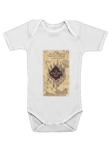 Harry Potter Marauder Map para bebé carrocería