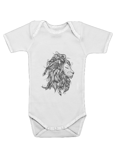 Onesies Baby Poetic Lion