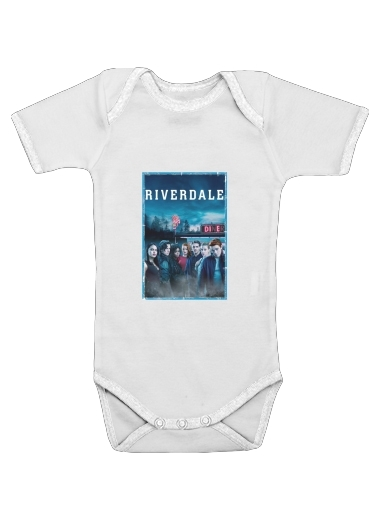 Onesies Baby RiverDale Tribute Archie