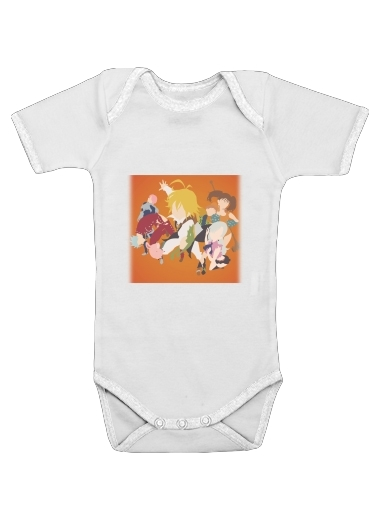 Onesies Baby Seven Deadly Sins