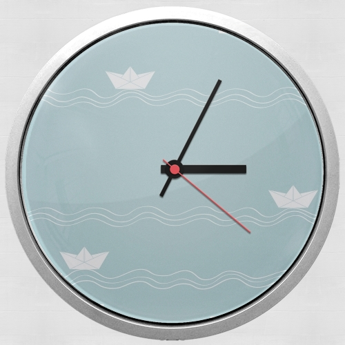 Across the Wide Sea para Reloj de pared