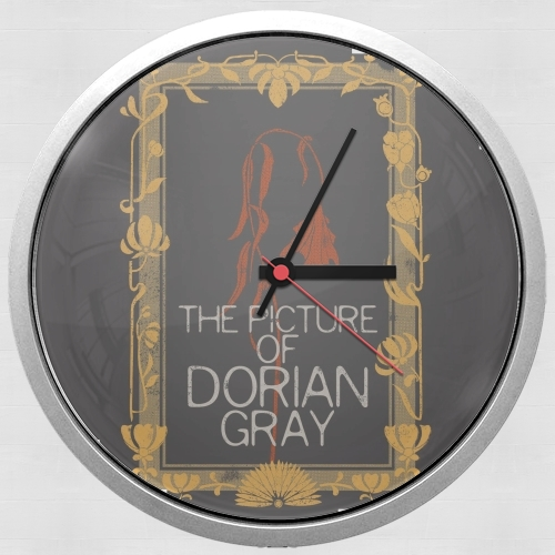 BOOKS collection: Dorian Gray para Reloj de pared