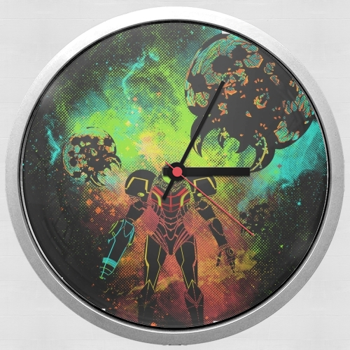 Bounty Hunter Art para Reloj de pared