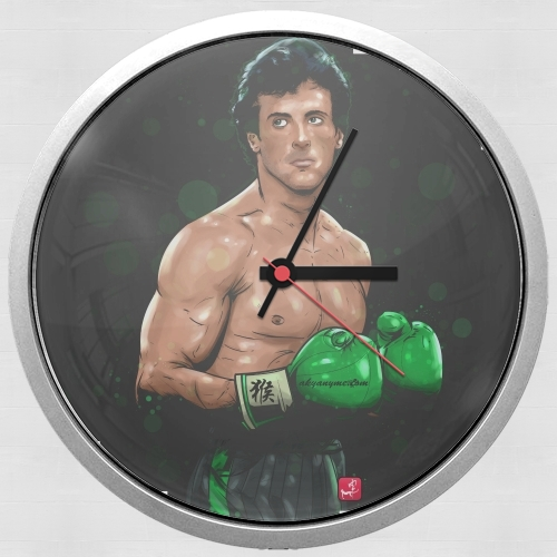 Boxing Balboa Team para Reloj de pared