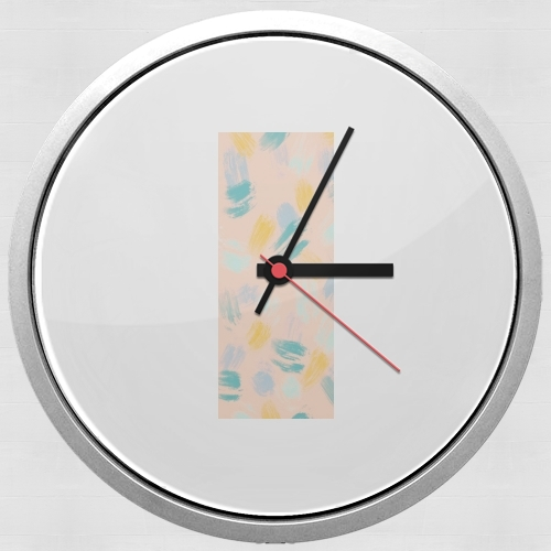 BRUSH STROKES para Reloj de pared