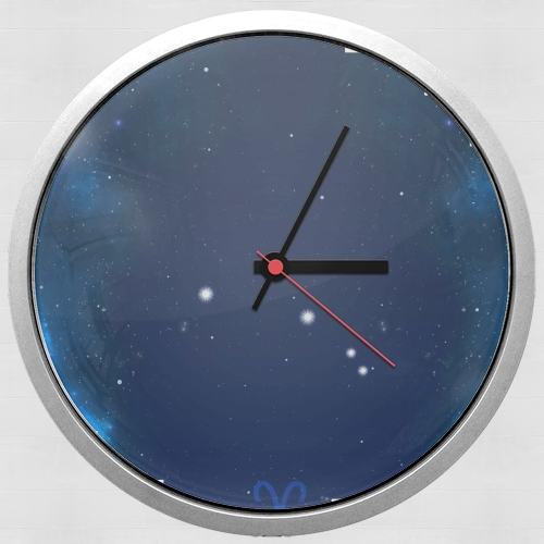 Constellations of the Zodiac: Aries para Reloj de pared