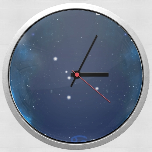 Constellations of the Zodiac: Cancer para Reloj de pared