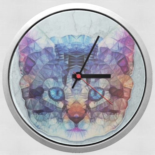 cute kitten para Reloj de pared