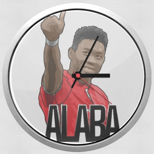 David Alaba Bayern para Reloj de pared