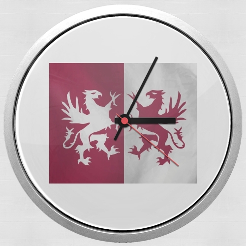 Flag House Connington para Reloj de pared