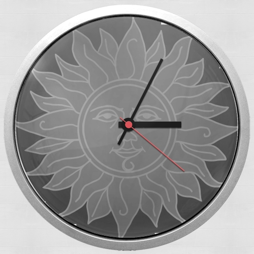 Flag House Karstark para Reloj de pared