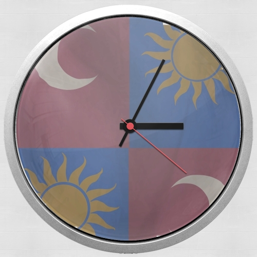 Flag House Tarth para Reloj de pared