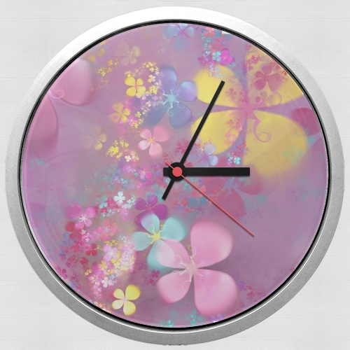 Flower Power para Reloj de pared