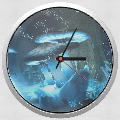 Ice Fairytale World para Reloj de pared