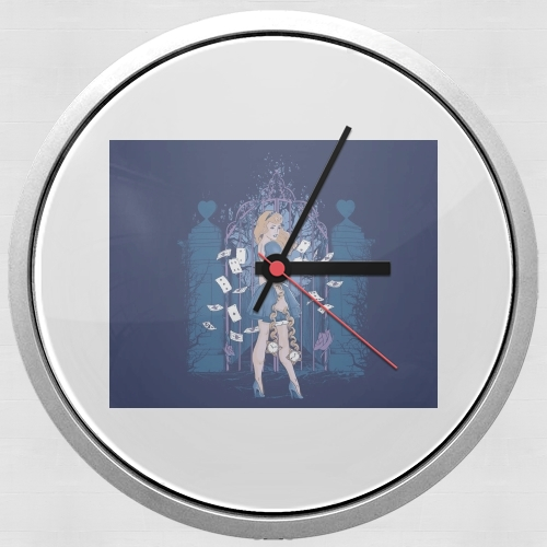 In my wonderland para Reloj de pared