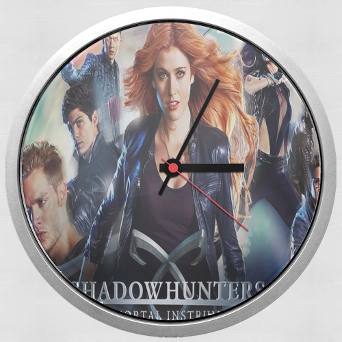 Mortal instruments Shadow hunters para Reloj de pared