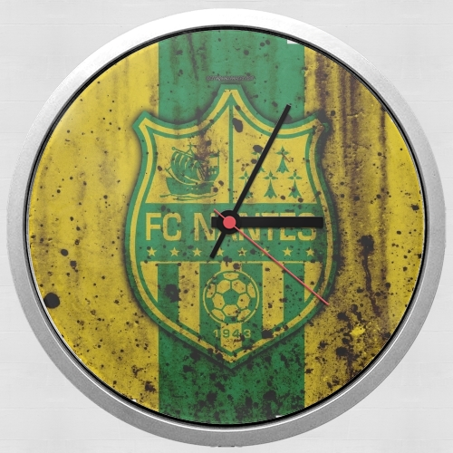 Nantes Football Club Maillot para Reloj de pared