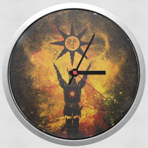 Praise the Sun Art para Reloj de pared