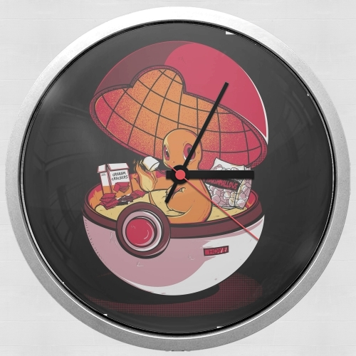 Red Pokehouse  para Reloj de pared