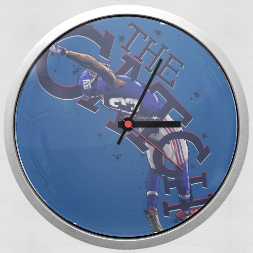 The Catch NY Giants para Reloj de pared