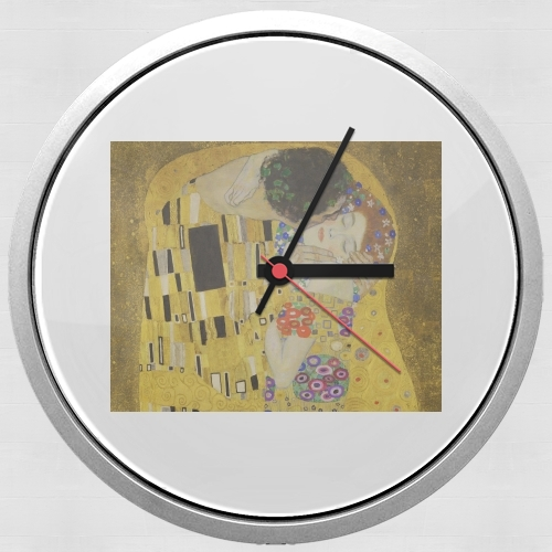 The Kiss Klimt para Reloj de pared