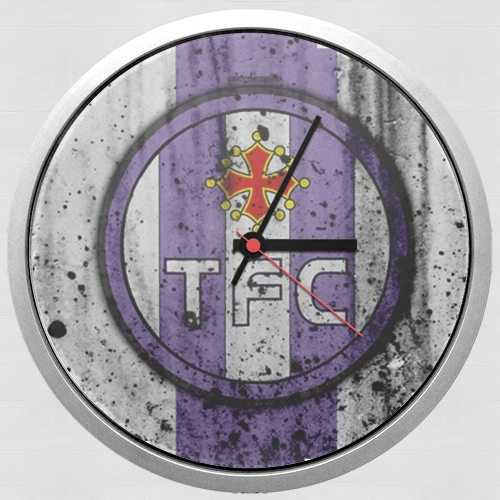 Toulouse Football Club Maillot para Reloj de pared