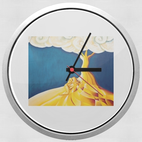 Treasure Island para Reloj de pared