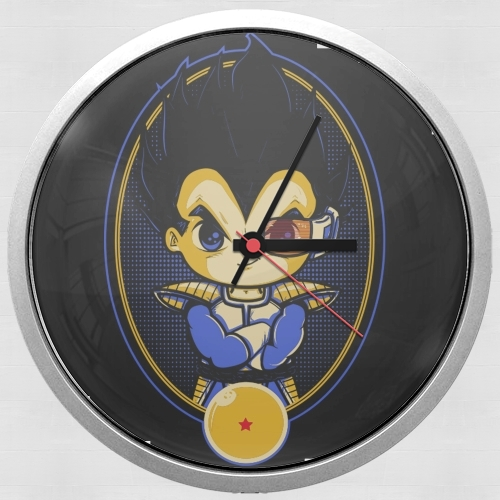 Vegeta Portrait para Reloj de pared