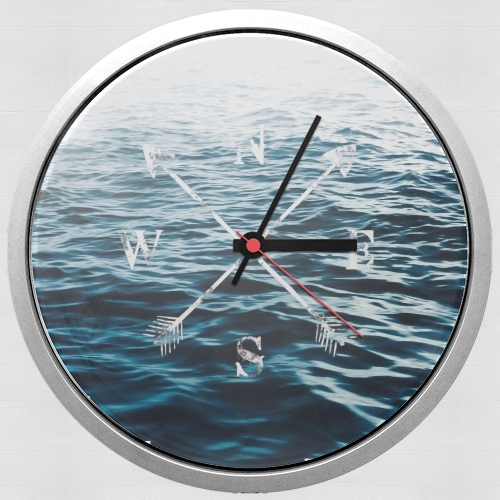 Winds of the Sea para Reloj de pared