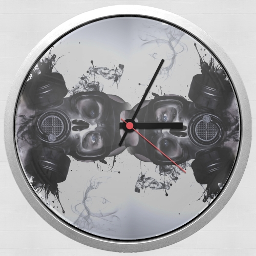 Zombie Warrior para Reloj de pared