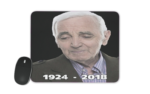 Aznavour Hommage Fan Tribute para alfombrillas raton
