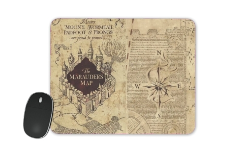 Harry Potter Marauder Map para alfombrillas raton