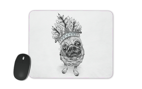 Indian Pug para alfombrillas raton