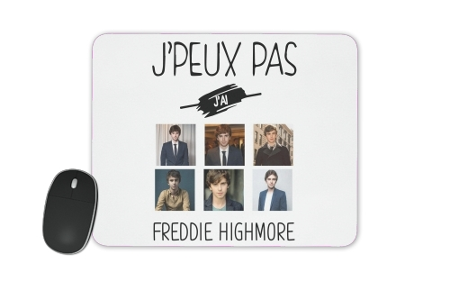 Je peux pas jai Freddie Highmore Collage photos para alfombrillas raton