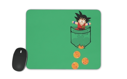 Pocket Collection: Goku Dragon Balls para alfombrillas raton