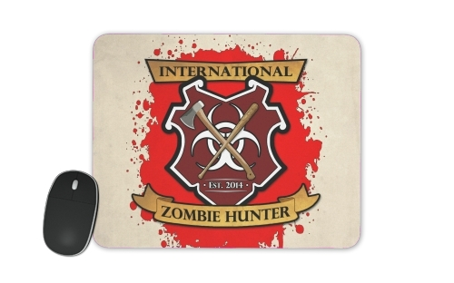 Zombie Hunter para alfombrillas raton