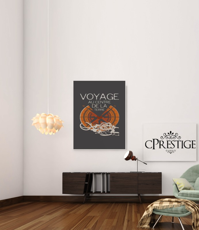 Book Collection: Jules Verne para Poster adhesivas 30 * 40 cm