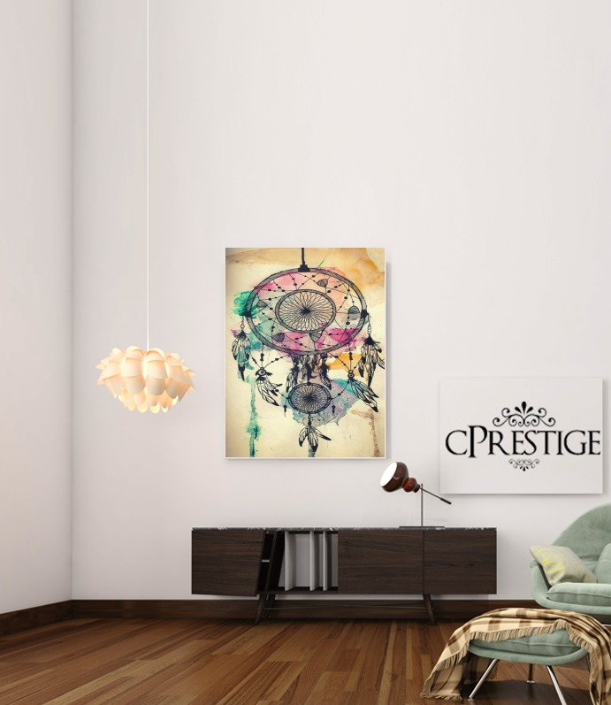 Dream catcher para Poster adhesivas 30 * 40 cm