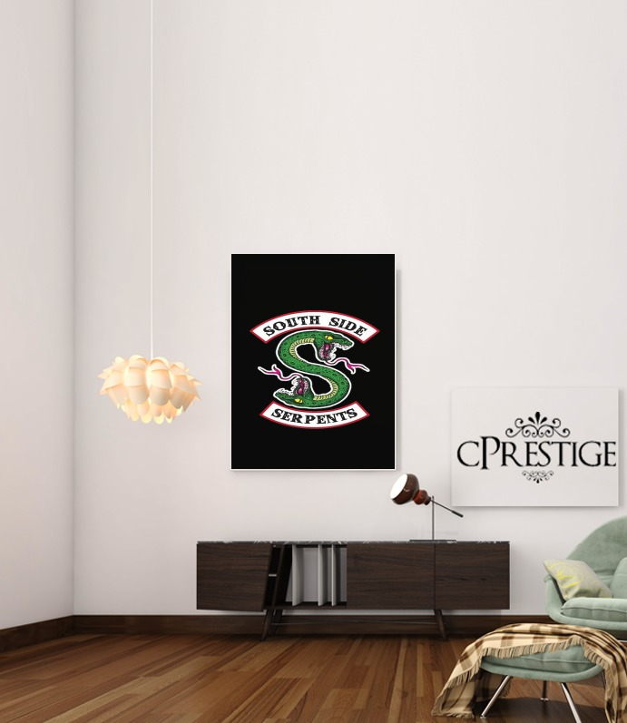 South Side Serpents para Poster adhesivas 30 * 40 cm