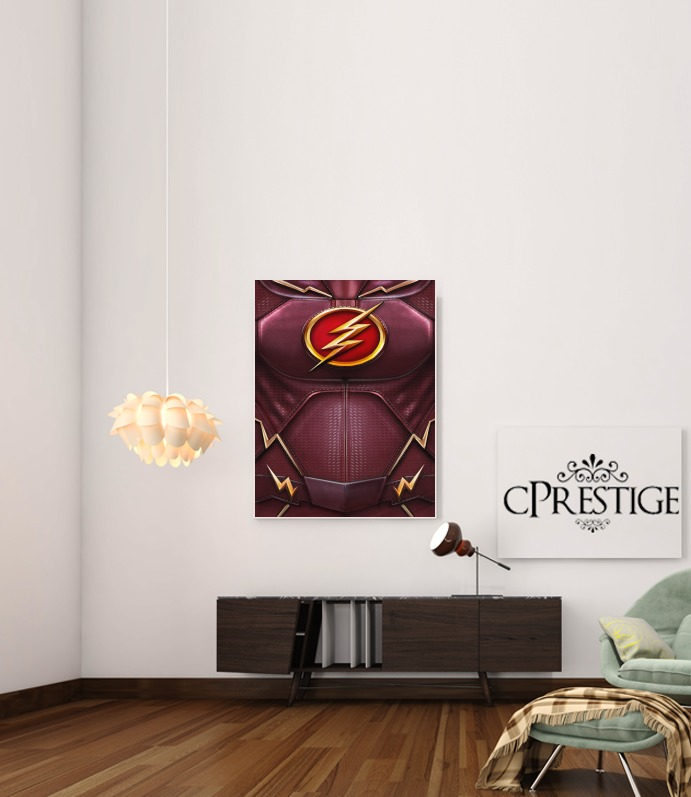 The Flash para Poster adhesivas 30 * 40 cm