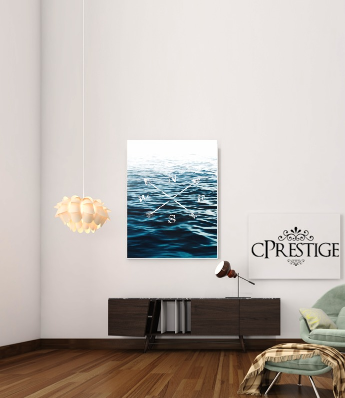 Winds of the Sea para Poster adhesivas 30 * 40 cm