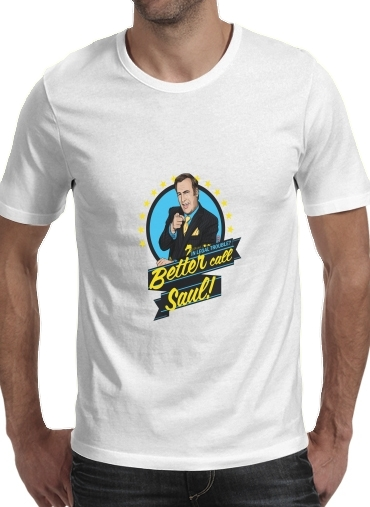 Breaking Bad Better Call Saul Goodman lawyer para Camisetas hombre