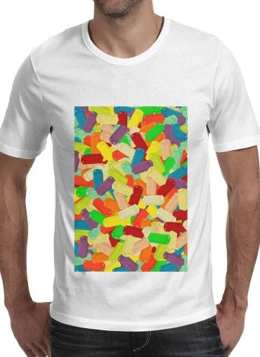 Gummy London Phone  para Camisetas hombre