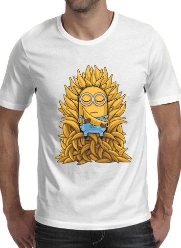 Minion Throne para Camisetas hombre
